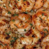 Famous Red Lobster Shrimp Scampi