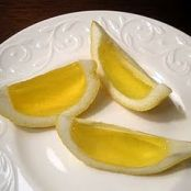 Lemon Drop Jello Shots