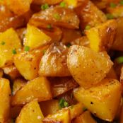 Salt & Vinegar Crispy Potatoes