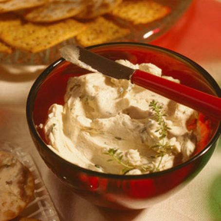 French-Style Cream Cheese Spread