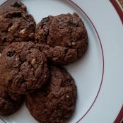 Ancho Chile-Mexican Chocolate Cookies