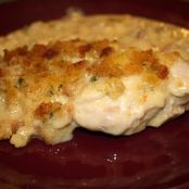 Swiss Cheese Chicken & Stuffing
