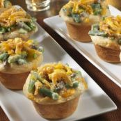 Mini Green Bean Casseroles (Campbell's)
