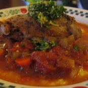 Chicken Thigh Osso Buco