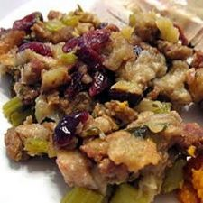 Cranberry Walnut Stuffing