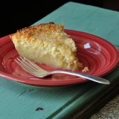 Impossible Coconut Pie GF