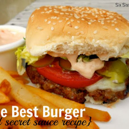 The Best Hamburger Recipe 4 5 5
