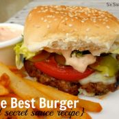 The Best Hamburger