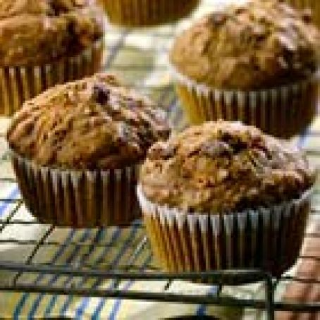 All-Bran Classic Carrot Muffins