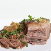 Lemon-Parsley Brisket | Mark's Daily Apple