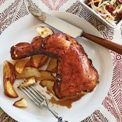 Root Beer-Can Chicken