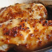 Easy Cheesy Garlic Baked Chicken