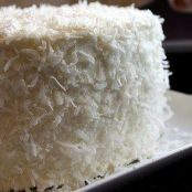 Mom's Southern Coconut Cake