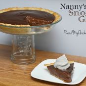 Bonnies Snow Ghost Cocoa Cream Pie