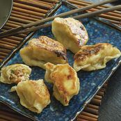 Chinese Pork & Shrimp Dumplings (Jiao Zi)