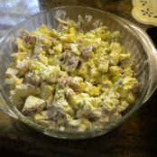 NEW POTATO SALAD