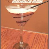 Olive Garden Toasted Marshmallow Martini