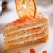 Grapefruit Cake from Hollywood Brown Durby in Hollywood Studios - Disney