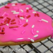 Simple Cookie Glaze