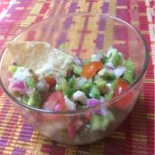 Simple Ceviche