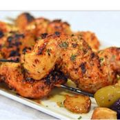 Kasbah Chicken Kabobs