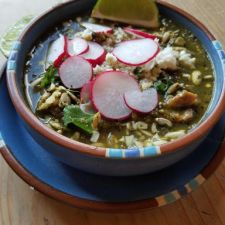Paleo Loca's Pork Green Chile