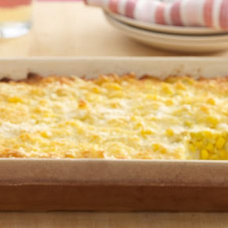 Linda Evans' Dynasty Corn Pudding