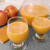 Diabetic Fresh Peach Juice Recipe