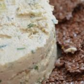 Herbed Cashew Cheese Spread