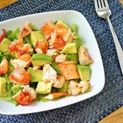 Lobster Avocado Salad