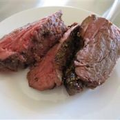 Peppered Beef Tenderloin Recipe
