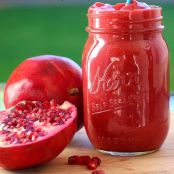 Strawberry Pomegranate Smoothie