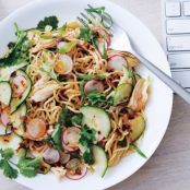 Noodle Salad with Chicken 