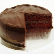 The Cake Boss's Chocolate Cake