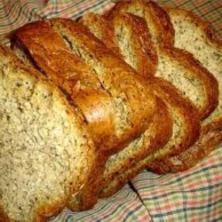 Diabetic Banana Bread For Bread Machine Recipe 4 4 5