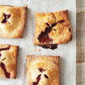 Blackberry Raspberry Hand Pies
