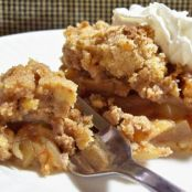 Joe's Stone Crab Amazing Apple Crumb Pie