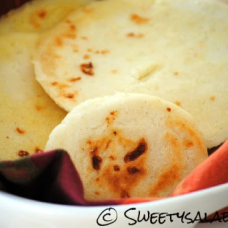 Colombian Arepas Recipe 4 3 5