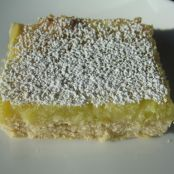 (Key) Lime Bars