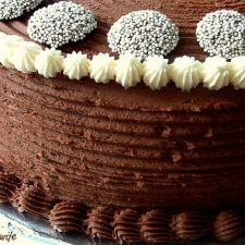 Chocolate Butter Cream Frosting