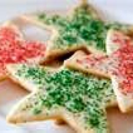 Can Do Sugar Cookies
