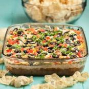 7 Layer Fat-Fighting Dip