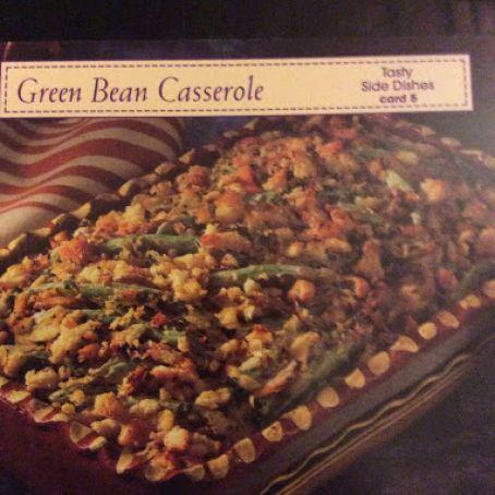 Green Bean Casserole - Grandma\'s Kitchen Recipe - (4/5)