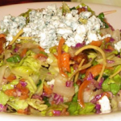 Outback (copycat) Bleu Cheese Chopped Salad