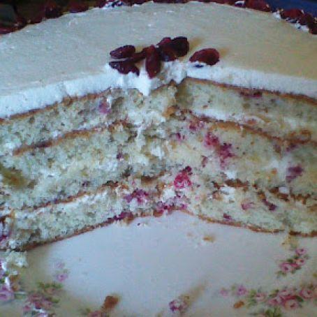 Ocean Spray Cranberry Cake Recipe 4 4 5
