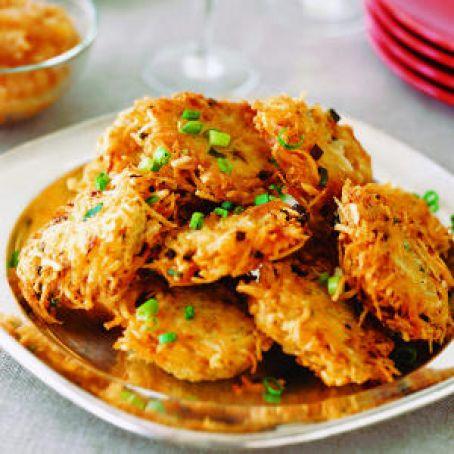 Potato Pancakes America S Test Kitchen Recipe 4 3 5