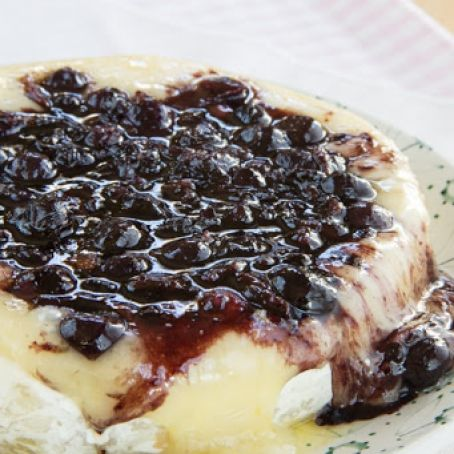 Blueberry Brie