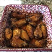 Hot Wings in an Air Fryer