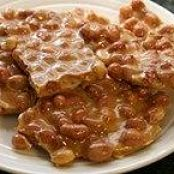 Dry Roasted Peanut Brittle