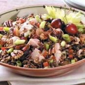 Turkey Wild Rice Salad